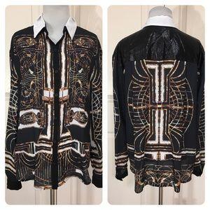 Clover Canyon blouse